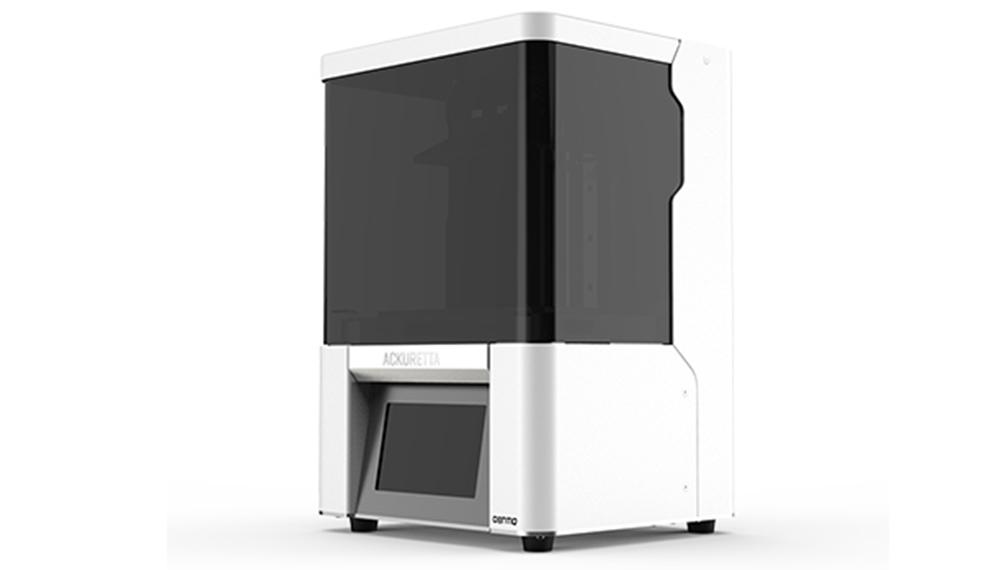 Dental 3D printer.DENTIQ - 4d digital