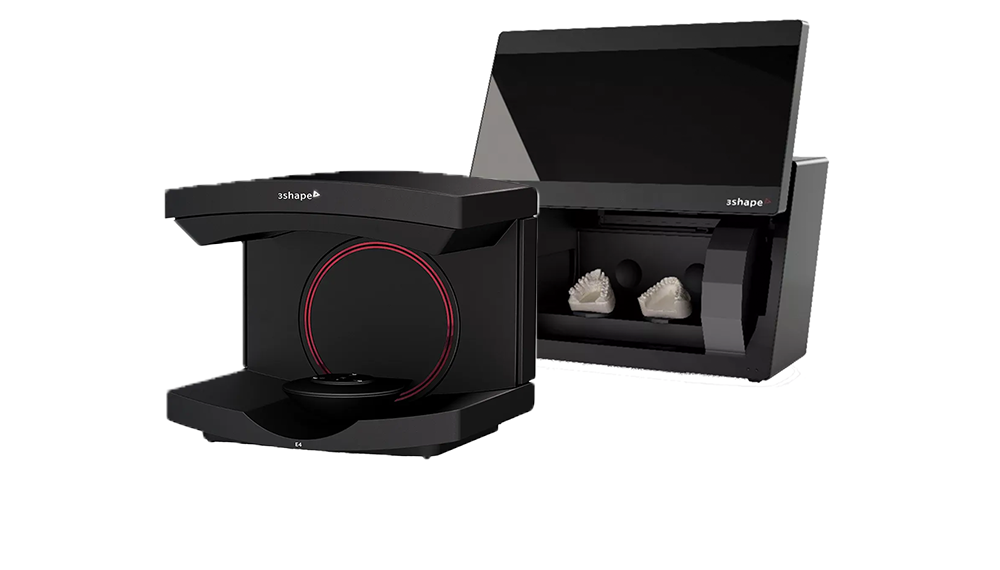 Dental Desktop scanners